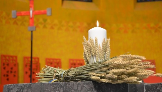 Switzerland, France, Luxembourg commemorate Holodomor victims. Photos