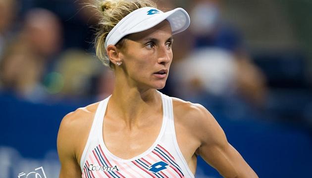 Теніс: Цуренко програла Касаткіній на турнірі WTA Premier у Москві