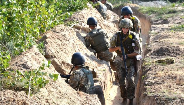 Donbass : 4 militaires ukrainiens blessés suite à 7 attaques ennemies