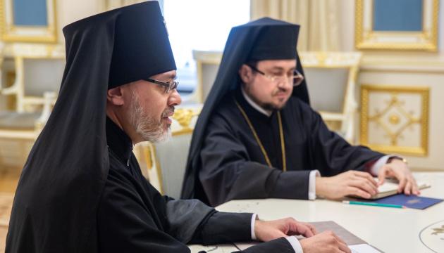 Екзархи Вселенського патріархату розповіли про мету візиту до Києва