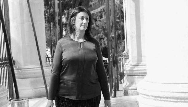 В годовщину гибели мальтийской журналистки в Еврокомиссии напомнили о свободе слова