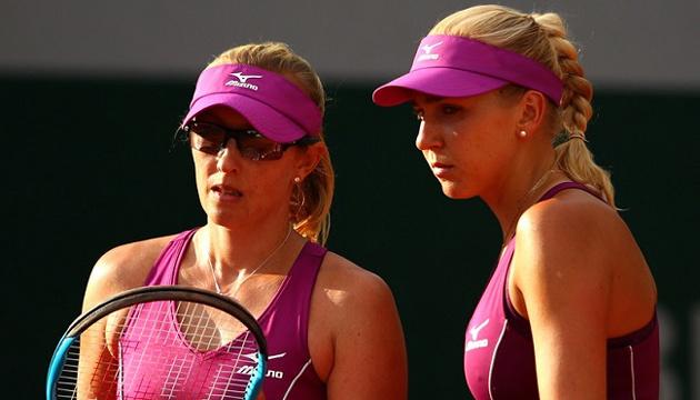 Теннис: Киченок вышла в 1/4 парного финала турнира WTA Premier в Москве