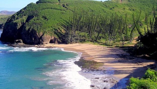 Біля узбережжя Нової Каледонії стався потужний землетрус