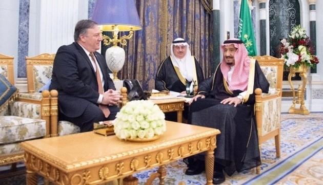 Дело пропавшего журналиста: Помпео лично встретился с саудовским королем
