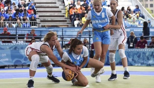 Украинки остались без медалей на турнире по баскетболу 3х3 юношеской Олимпиады