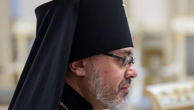 Екзарх Константинополя підтвердив, що ПЦУ може отримати патріархію
