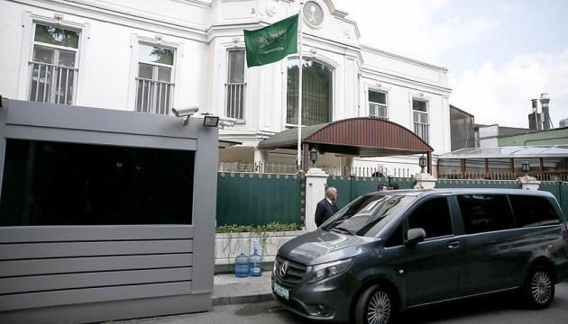 Генконсул Саудівської Аравії залишив Стамбул