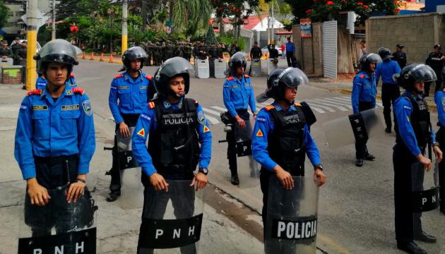 В Гватемале задержали организатора гондурасского