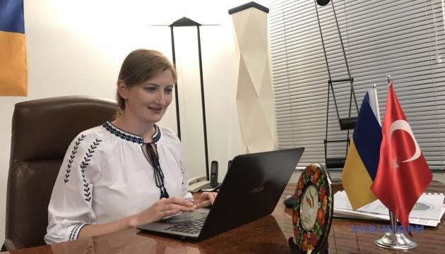 В Українській спілці в Анкарі розповіли про створений Youtube-канал для вивчення української