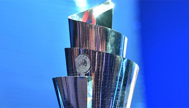 Федерация футбола Украины получит €3 млн за победу сборной в группе Лиги наций