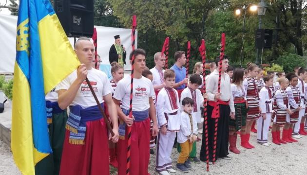 Українські об'єднання Греції долучилися до фестивалю Cossak-Art в Афінах