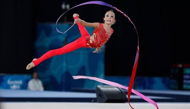 Гимнастка Кристина Пограничная: Я смогла доказать, что достойна медали юношеских Игр