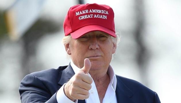 """Трамп піде на вибори із """"новим-старим"""" гаслом"""