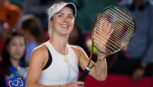 Свитолина сыграет в Белой группе Итогового турнира года WTA
