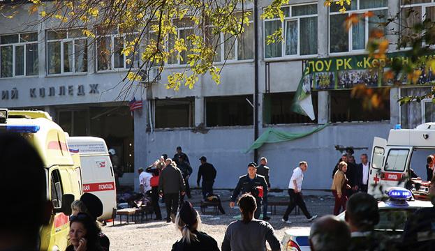 К трагедии в Керчи привела атмосфера ненависти, которую раздувают оккупанты — Золотухин