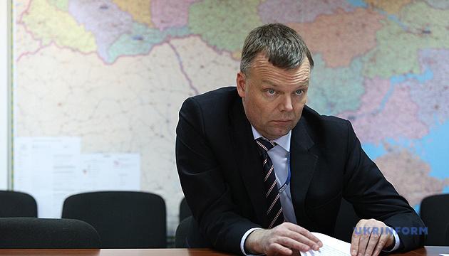 Хуг повідомив Геращенко, що його цитата в інтерв'ю Foreign Policy була помилковою