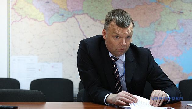 Украина в Минске заявила о недопустимости заявлений Хуга