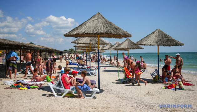 Запорожский курорт стал популярным среди иностранцев