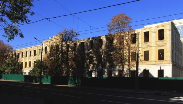 В Минкультуры говорят, что за Тираспольские казармы на Лукьяновке отвечает КГГА