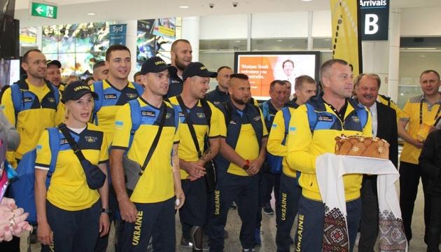L'équipe ukrainienne d'«Invictus Games» a été chaleureusement accueillie à Sydney