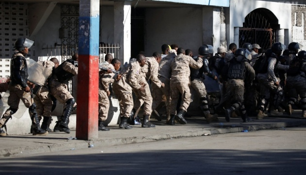 На Гаїті під час урочистостей намагалися вбити президента
