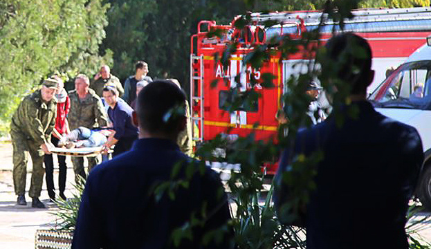 Tragödie in Kertsch: 15 Studenten und 5 Erwachsene getötet