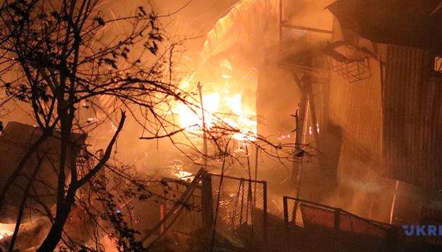 З початку року в пожежах загинули понад тисячу українців - ДСНС