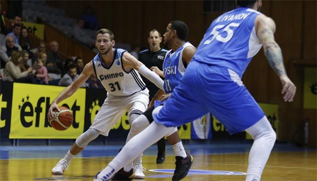 Баскетбол: