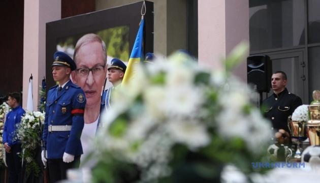 В Киеве прощаются с Олегом Базилевичем
