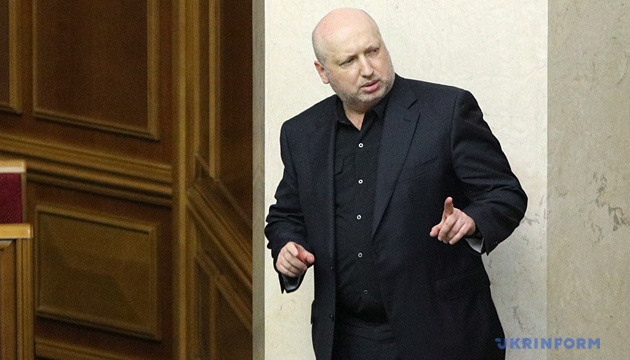 Турчинов заявил, что его невозможно запугать уголовным преследованием