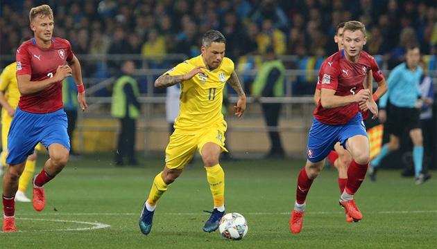 Марлос очолив рейтинг найкорисніших гравців збірної України в Лізі націй УЄФА - InStat