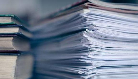 Ukrainian government to halve paper consumption