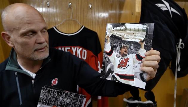 Вышел первый официальный трейлер фильма об украинских звездах НХЛ