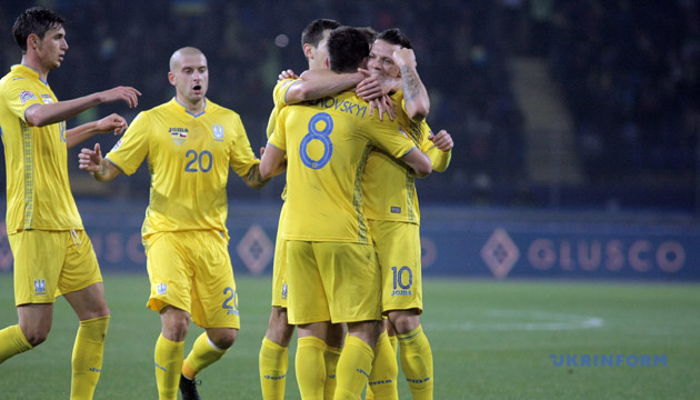 Воробей: Малиновський - потенціальний лідер збірної України з футболу