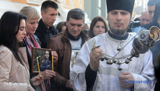 В Харькове помянули шестерых погибших в кровавой ДТП на Сумской