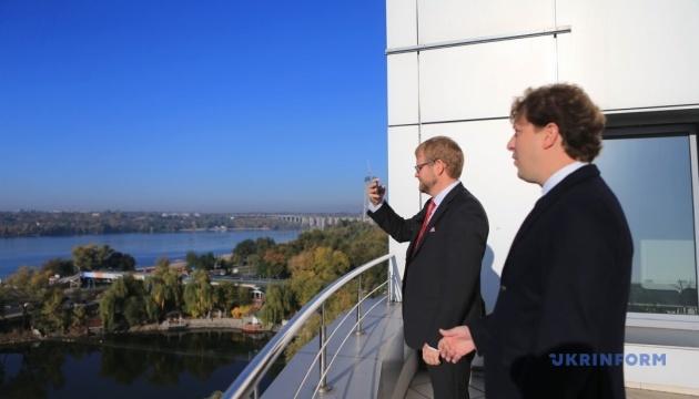 Посол Швеции рассказал о ключе, который открывает новые возможности