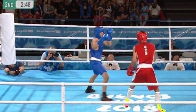 Боксер Максим Галінічев здобув останню медаль України на юнацькій Олімпіаді