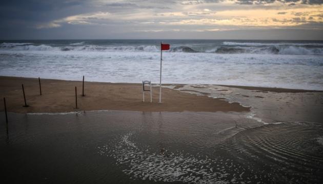 В Іспанії - нове штормове попередження, можлива повінь