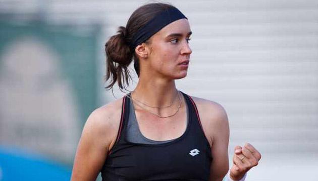 Теннис: Калинина впервые за полгода сыграет в полуфинале турнира ITF