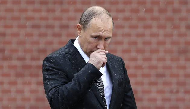 Третина росіян не підтримує Путіна