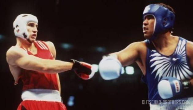 Володимир Кличко увійшов до чільної шістки кращих боксерів-олімпійців