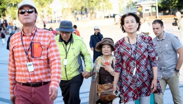 Киев ожидает увеличения количества туристов из Азии