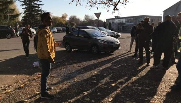 На Полтавщине облили нечистотами Дмитрия Гнапа - полиция открыла дело