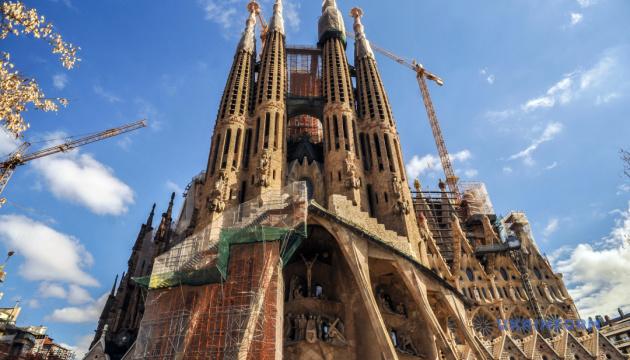 Из-за массовых протестов в Барселоне закрыли храм Саграда Фамилия
