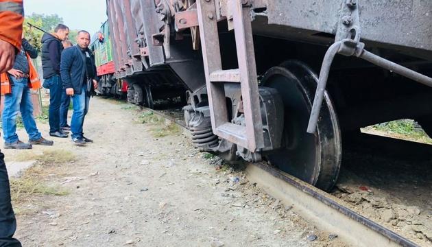 Авария поезда в Ужгороде: Укрзализныця уверяет, что все дома уцелели