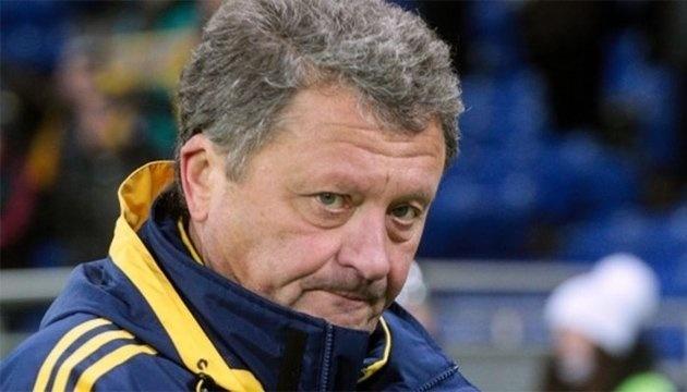 Мирон Маркевич: Перспективу футбольной сборной Украины видно невооруженным глазом