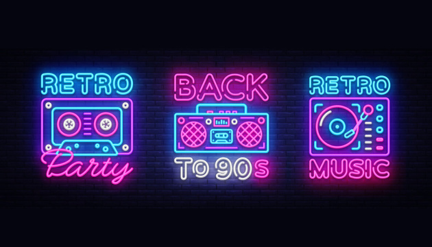 Подорожуємо у часі на вихідних: романтичні 20-ті та бурхливі 90-ті