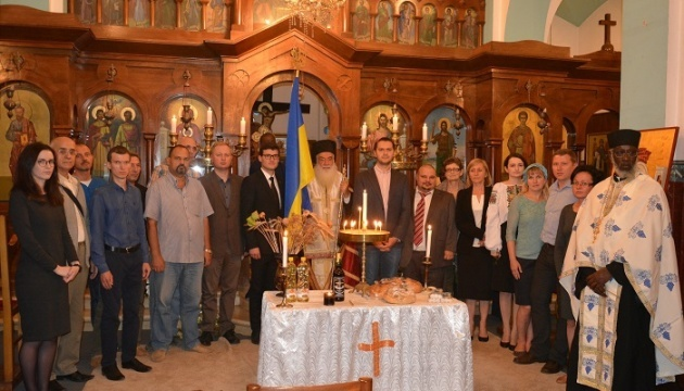 Holodomor victims commemorated in Nairobi. Photos