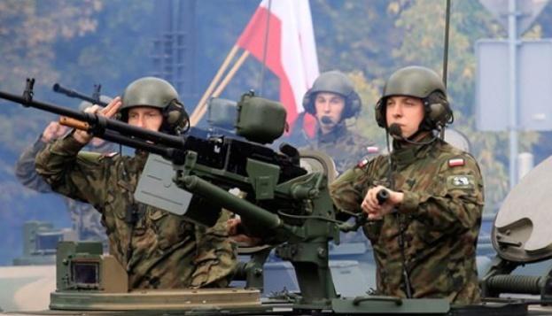 Polen erhöht Anzahl der Truppen an der Grenze zu Russland