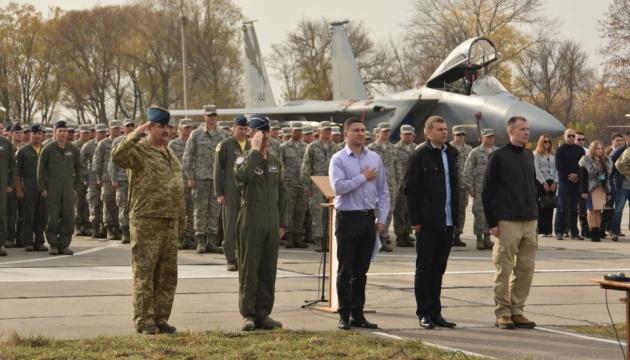В Україні завершилися міжнародні навчання